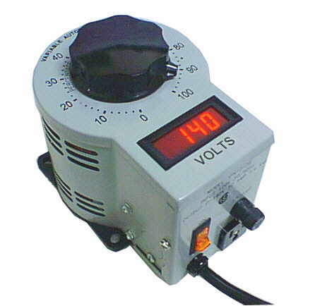 Portable Variac Variable Transformer